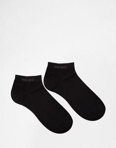 Комплект из 2 пар спортивных носков BOSS By Hugo Boss - Черный