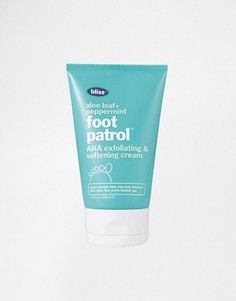 Крем для ног Bliss Foot Patrol - 2,5 унций - Бесцветный