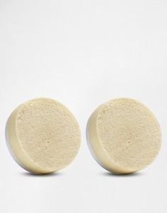 Комплект из 2 насадок со спонжами для макияжа Pulsaderm Microderm - Бесцветный
