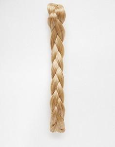 Большая искусственная коса Hershesons - Коричневый