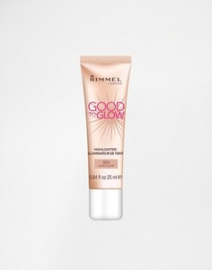 Хайлайтер Rimmel London Good To Glow - Фиолетовый