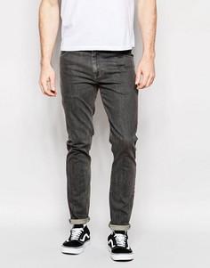 Серые джинсы скинни ASOS - Серый