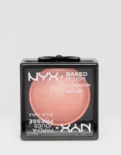 Запеченные румяна NYX Professional Make-Up - Бежевый