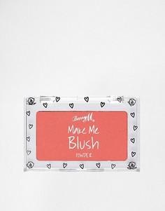 Пудра-румяна Barry M Make Me Blush - Розовый