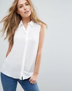 Блузка без рукавов ASOS - Белый