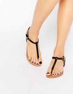 Черные сандалии Daisy Street - Черный