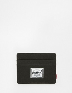Визитница Herschel Supply Co Charlie - Черный