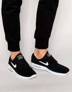 Кроссовки Nike SB Janoski Max 685299-002 - Черный