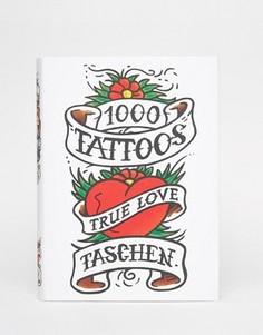 Книга «1000 татуировок - Мульти Books