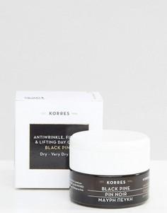 Укрепляющий дневной крем с экстрактом черной сосны Korres - для сухой кожи40 мл - Бесцветный