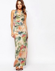 Платье макси Amy Childs Liberty - Мульти