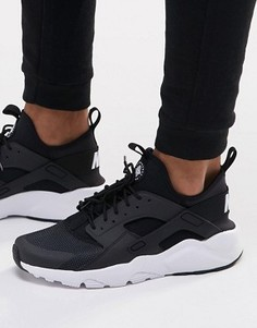 Кроссовки Nike Air Huarache Run Ultra 819685-001 - Черный