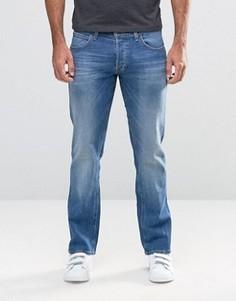 Эластичные джинсы слим Lee Daren - Синий