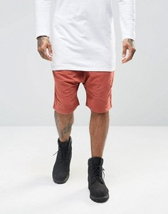 Состаренные шорты Granted - Оранжевый