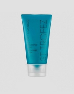 Способствующий правильному загару скраб для тела St. Tropez Prep & Maintain 200 мл - Бесцветный