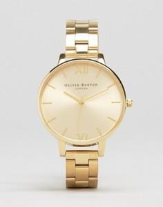 Золотистые наручные часы Olivia Burton OB13BL08BS - Золотой