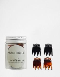 Заколки для волос Hershesons - Бесцветный