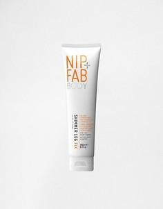 Крем для ног с блеском NIP+FAB Leg Fix - 150 мл - Бесцветный