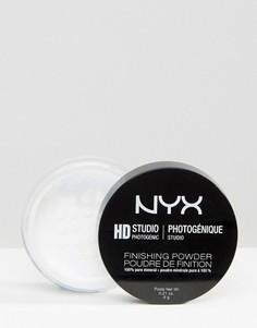 Пудра для завершения макияжа NYX Professional Make-Up - Studio - Прозрачный