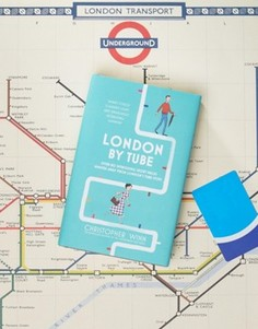 Книга London By Tubе - Мульти Books