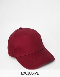 Бейсболка Reclaimed Vintage - Красный