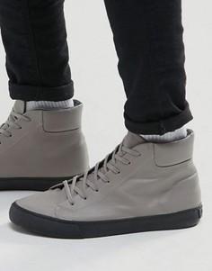 Высокие кроссовки Walk London - Коричневый