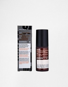 Антивозрастной увлажняющий крем для век и лица Korres Maple Anti-Ageing Moisturising Cream For Face & Eyes - 50 мл - Коричневый