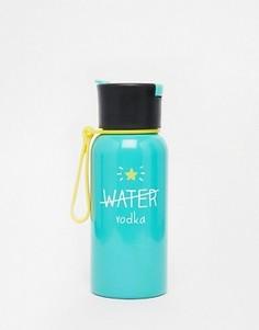 Бутылка для воды Happy Jackson Water Vodka - Зеленый