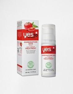 Ежедневное восстанавливающее средство Yes To Tomatoes, 50 мл - Бесцветный