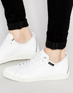 Кожаные кроссовки Paul Smith Jeans Miyata - Белый