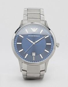 Часы Emporio Armani AR2477 - Серебряный