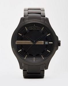 Черные часы Armani Exchange AX2104 - Черный
