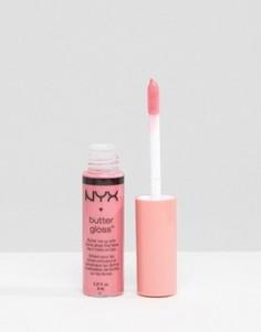 Масляный блеск для губ NYX Professional Make-Up Butter Gloss - Бежевый