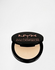 Иллюминатор NYX Professional Make-Up - Рыжий