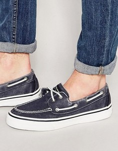 Мокасины Sperry Topsider Bahama - Синий