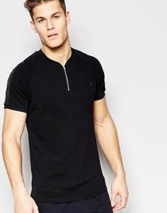 Пляжная футболка Supremacy - Черный
