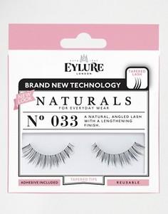 Накладные ресницы Eylure Naturals - No. 033 - Черный