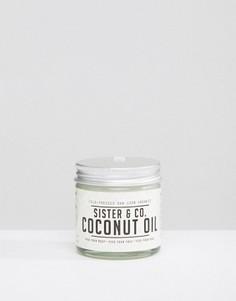 Кокосовое масло Sister & Co 60 мл - Бесцветный