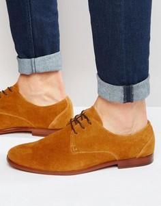 Замшевые туфли дерби ALDO Berg - Коричневый