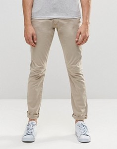 Зауженные брюки Wrangler - Рыжий
