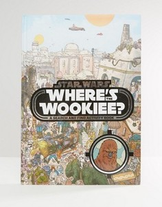 Книга Star Wars Wheres Wookiee - Мульти Books
