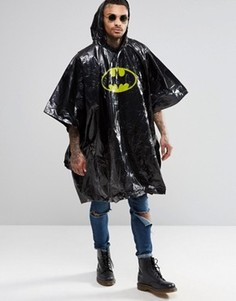 Пончо с персонажем «Бэтмен» DC Comics - Мульти Gifts