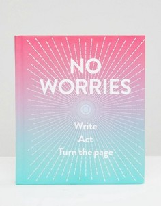Блокнот No Worries - Мульти Books