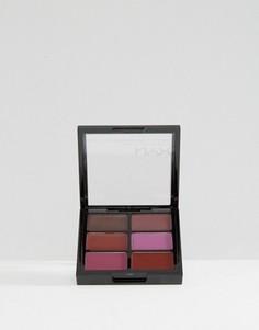 Набор кремов для губ NYX Professional Make-Up - Фиолетовый