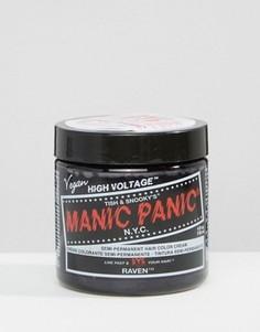 Крем-краска для волос временного действия Manic Panic NYC Classic - вороной - Черный
