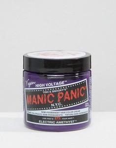 Крем-краска для волос временного действия Manic Panic NYC Classic - электрический аметистовый - Фиолетовый