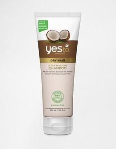 Увлажняющий шампунь для волос Yes To Coconuts - 280 мл - Бесцветный