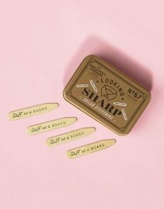 Фиксаторы для воротничка Gentlemans Hardware - Мульти
