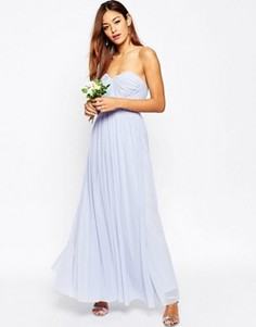 Платье макси ASOS WEDDING - Мульти