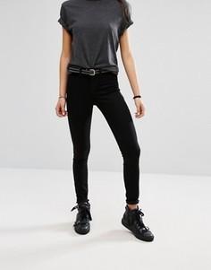 Зауженные джинсы Noisy May Paris - Черный